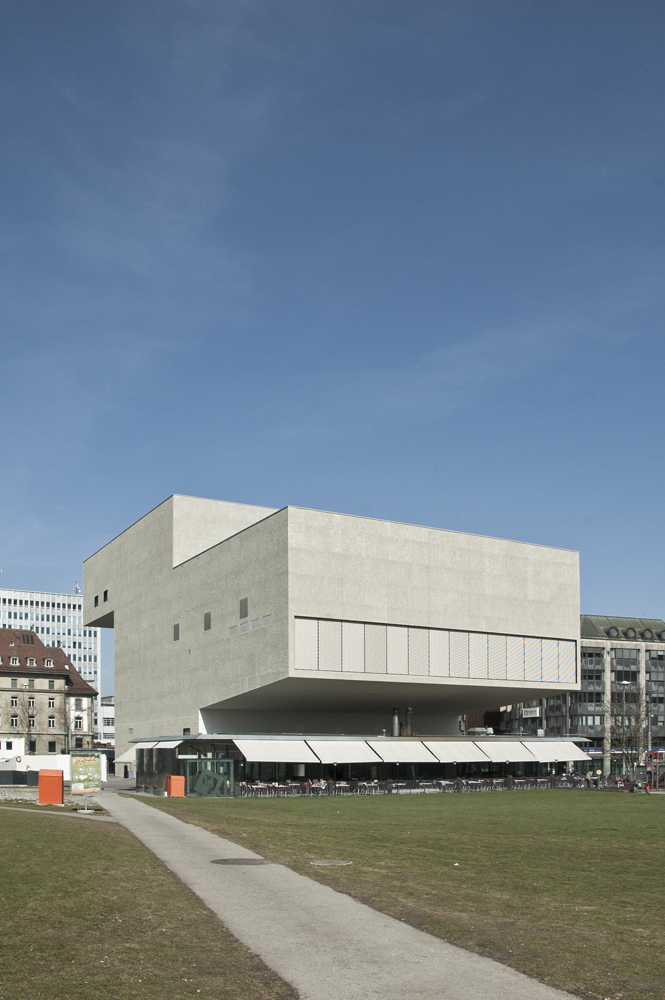 New Theater Equilibre / Dürig AG