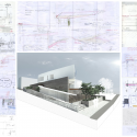 Psychiko House / Divercity Architects Sketch 01