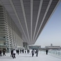 Tianjin Grand Theater / gmp Architekten © Christian Gahl