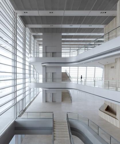 Tianjin grand theater gmp architekten archdaily - Gmp architektur ...