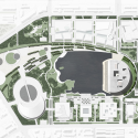 Tianjin Grand Theater / gmp Architekten Site Plan 01
