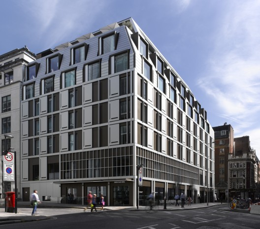 South Place Hotel / Allies and Morrison  Guy Montagu-Pollack