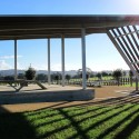 Visitor Centre for Equestrian and Mountain biking / Jasmax © Mark Craven