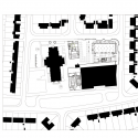 Ballyroan Parish Centre / Box Architecture Site Plan 01