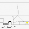 Ballyroan Parish Centre / Box Architecture Elevation 03
