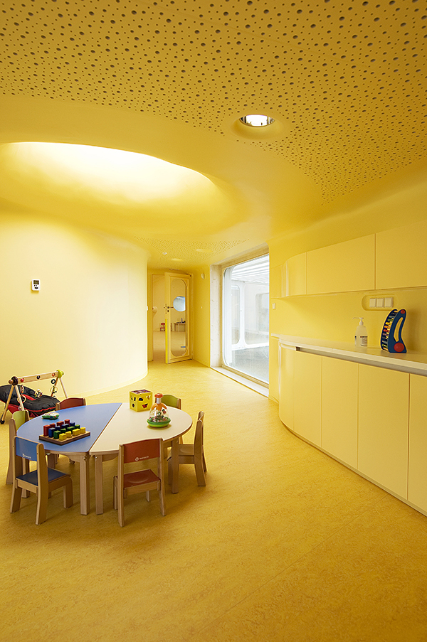 Childcare Facilities in Boulay / Paul Le Quernec