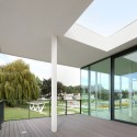 Sport facilities De Warande in Wetteren / BURO II &amp; ARCHI+I  Filip Dujardin