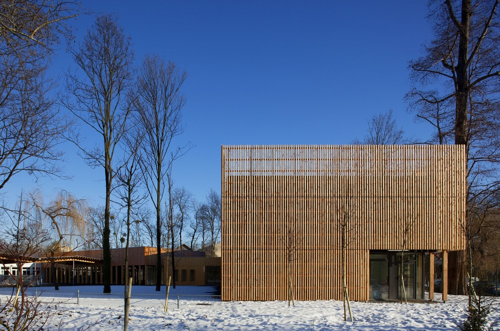 Ecole Maternelle La Venelle / Gaetan Le Penhuel Architectes