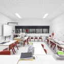 Center School S.Miguel de Nevogilde / AVA Architects  FG+SG
