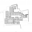 Center School S.Miguel de Nevogilde / AVA Architects Ground Floor Plan