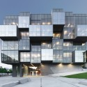 UBC Faculty of Pharmaceutical Sciences / Saucier + Perrotte architectes © Marc Cramer