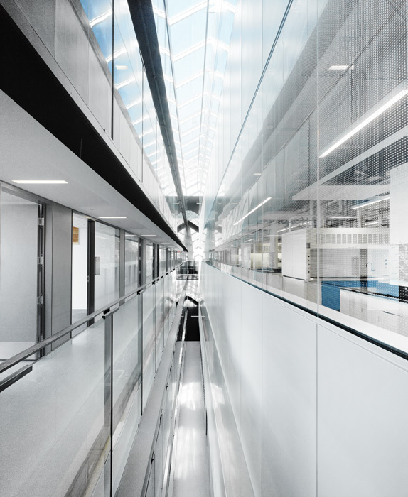 UBC Faculty of Pharmaceutical Sciences / Saucier + Perrotte architectes &#038; HCMA