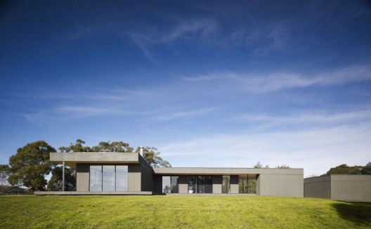 Woodend Residence / Intermode Pty. Ltd © Derek Swalwell