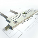 Bestseller Logistics Centre North / C.F. Møller Architects Diagram