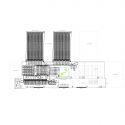 Bestseller Logistics Centre North / C.F. Møller Architects First Floor Plan