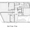 Rosie House / ARTechnic architects Second Floor Plan
