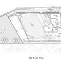 Rosie House / ARTechnic architects First Floor Plan