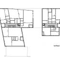 Leonardo / Andrea Klimko Architecture First Floor Plan 01