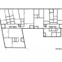 Leonardo / Andrea Klimko Architecture Second Floor Plan 01