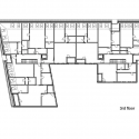Leonardo / Andrea Klimko Architecture Third Floor Plan 01