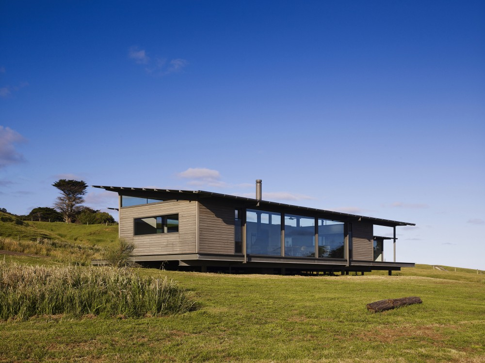 Sugar Gum House / Rob Kennon Architects