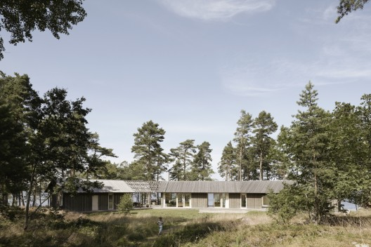 House at pplar / Arrhov Frick Arkitektkontor  ke E.Son Lindman
