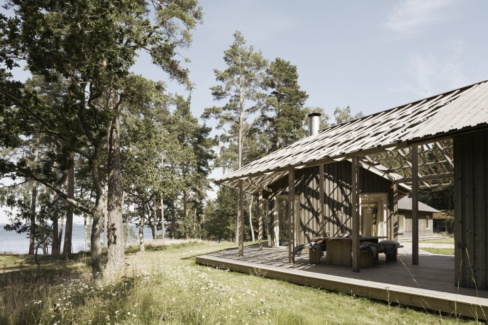 House at pplar / Arrhov Frick Arkitektkontor