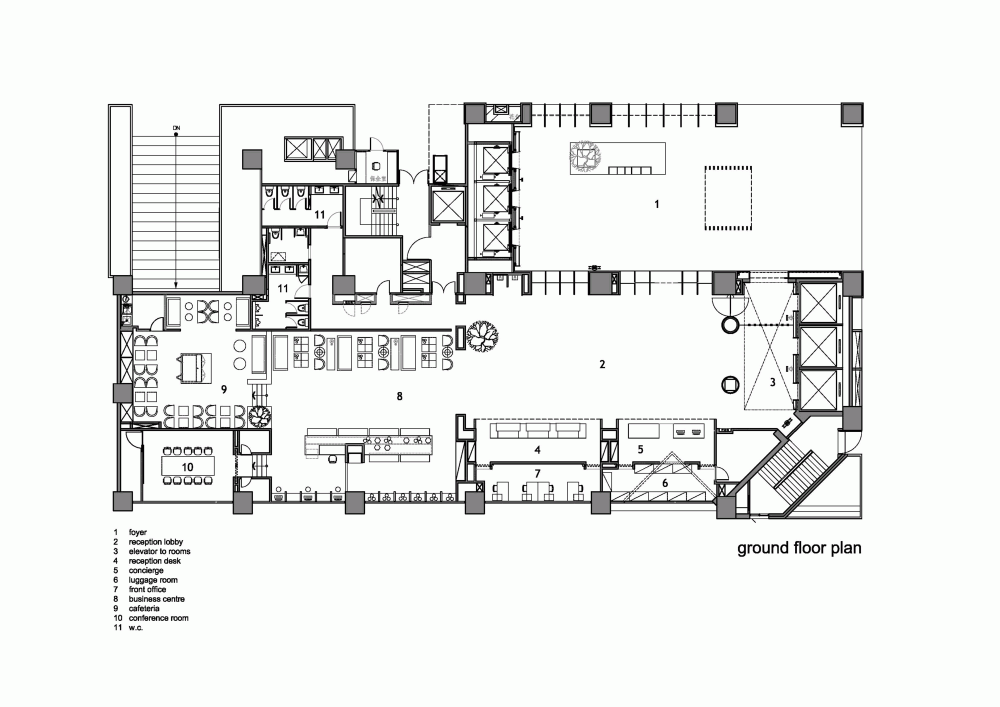 Architecture Photography Hotel Dua Koan Design 284158