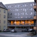 Trondheim Student Housing  / MEK Architects © Miguel De Guzman