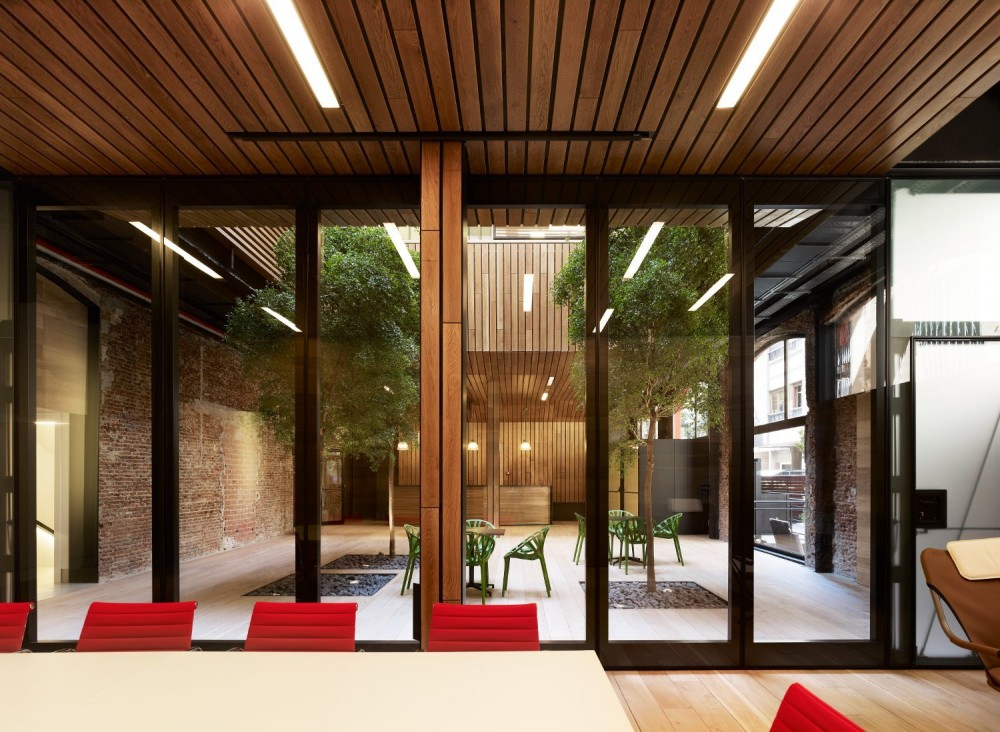 New offices of the Botn Foundation / MVN Arquitectos