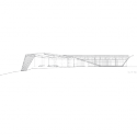 Visitor Centre for Equestrian and Mountain biking / Jasmax Elevation 02