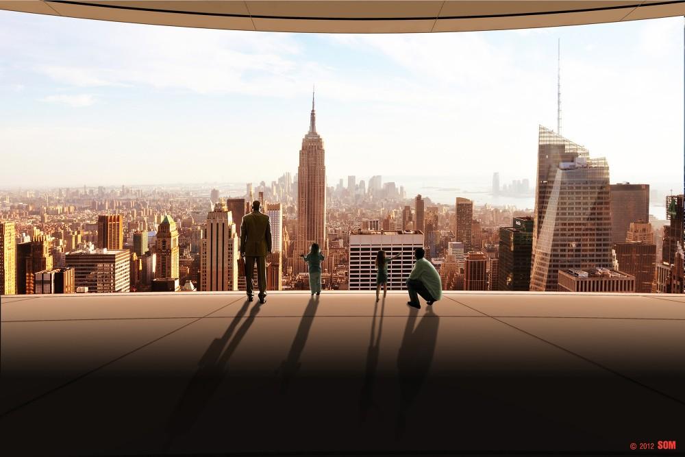 vision for New York's Iconic Grand Central Station SOM's vision