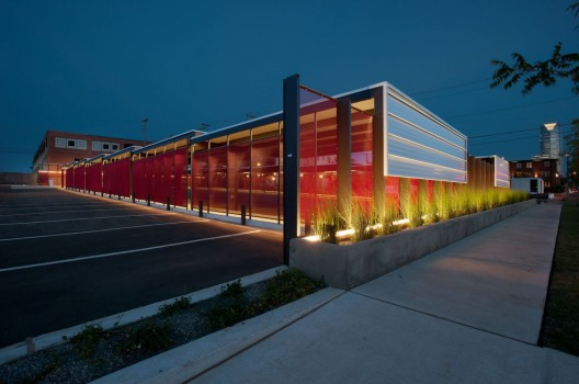 Guardian Parking / Fitzsimmons Architects © Joseph Mills