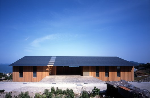 Air Flow House / UID Architects  Hiroshi Ueda