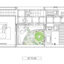 Machi-Building / UID Architects Second Floor Plan