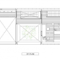 Machi-Building / UID Architects Third Floor Plan