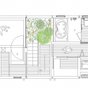 Machi-House / UID Architects First Floor Plan