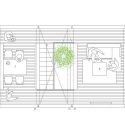 Machi-House / UID Architects Second Floor Plan