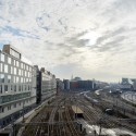 Flat Iron Building / Rosenbergs Arkitekter  ke E:Son Lindman