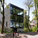 House O / Peter Ruge Architekten  Werner Huthmacher