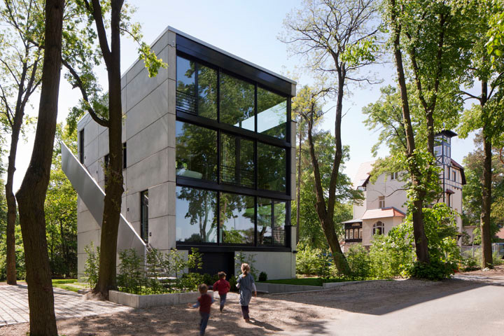 House O / Peter Ruge Architekten