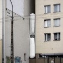 UPDATE: The Keret House - The World&#039;s Skinniest House - Actually Built Courtesy of Centrala