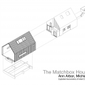 The Matchbox House / Bureau for Architecture and Urbanism Diagram