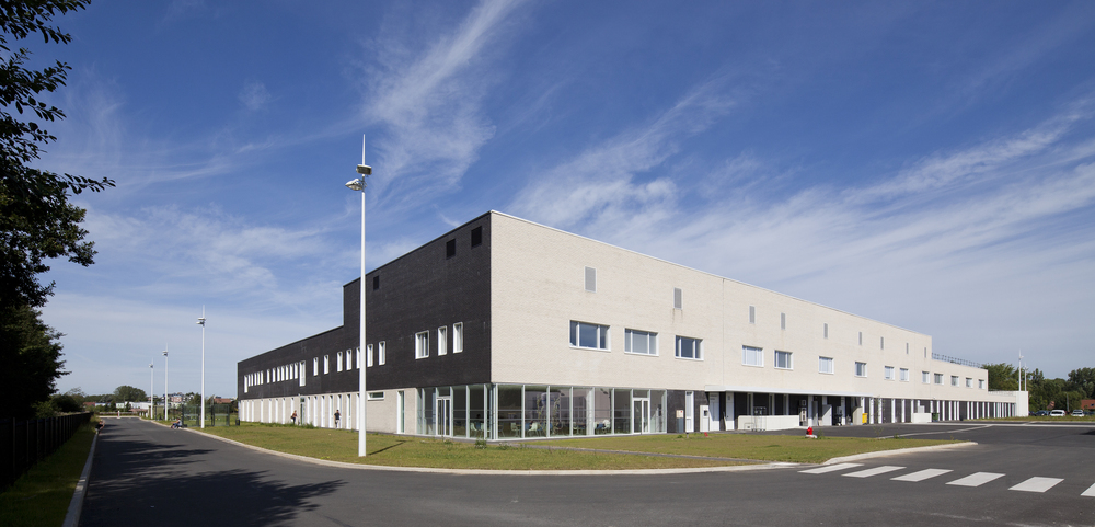 Hospital in Villeneuve d'Ascq / Jean-Philippe Pargade