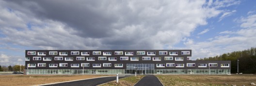 Hospital in Villeneuve dAscq / Jean-Philippe Pargade  Luc Boegly