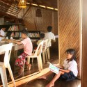 Study Center in Tacloban / Workshop Courtesy of Ronnie Ramirez, Nelson Petilla & Verlyn Ponce