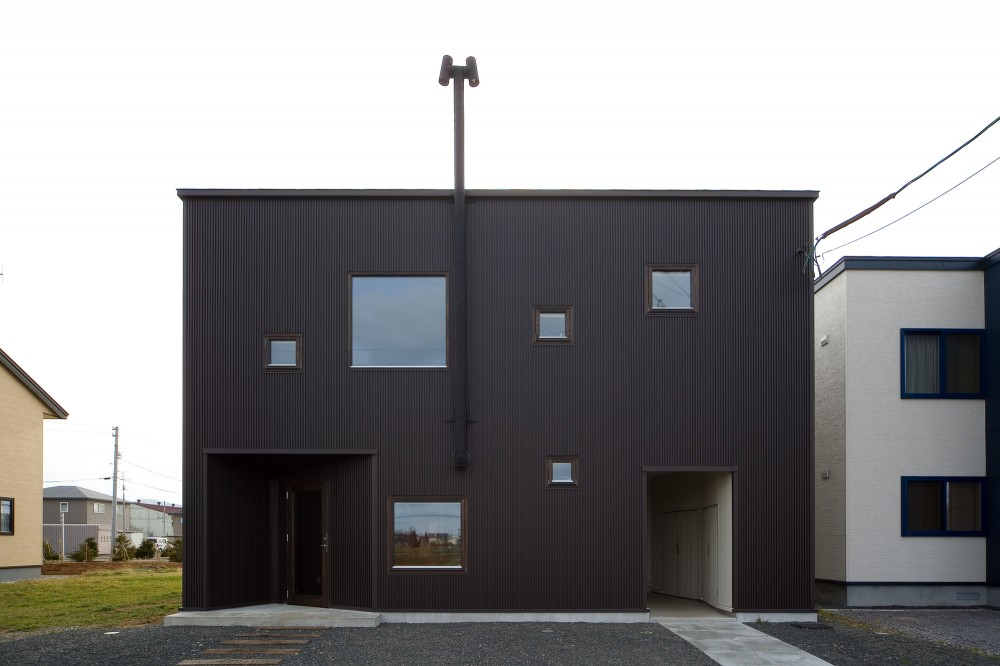 Roji / Nadamoto Yukiko Architects