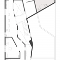Roji / Nadamoto Yukiko Architects Second Floor Plan