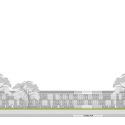 Flor del Campo Educational Center / Giancarlo Mazzanti + Felipe Mesa Elevation