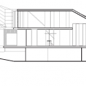 Pool House / Joaquín Alvado Bañón Elevation